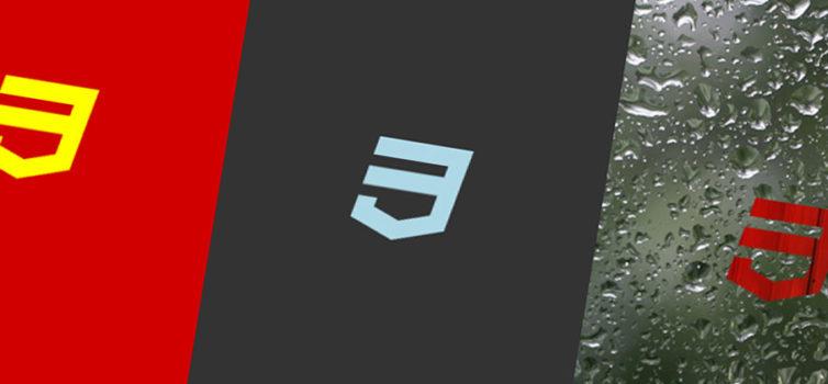 Использование CSS3 mask для создания универсальных иконок