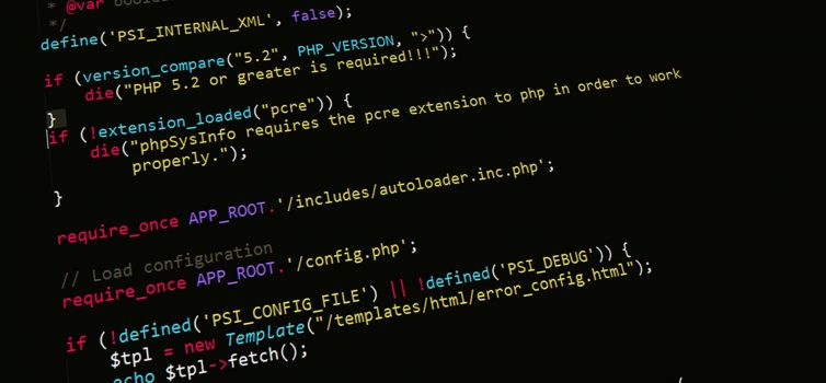 Программирование на php