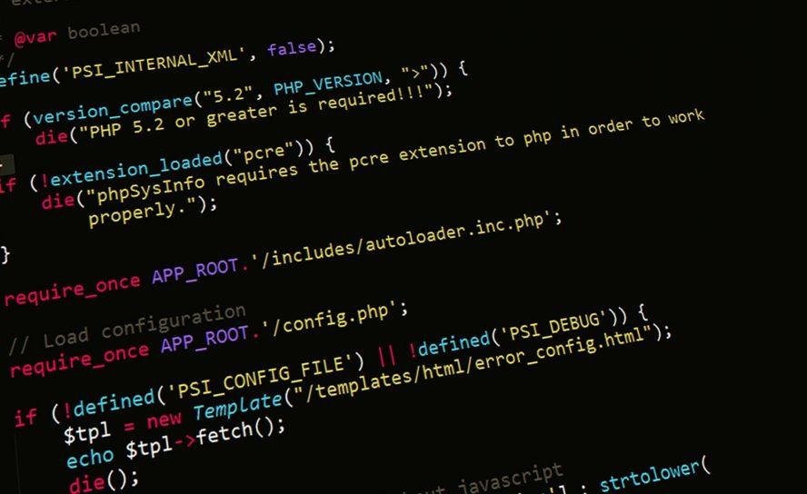 Parse error: syntax error, unexpected T_STRING in /Путь/index.php on line 1